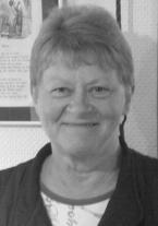 Arkivmedhjælper Ingrid Pedersen