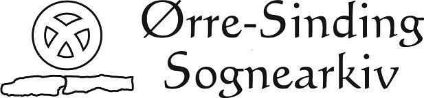 Logo for Ørre-Sinding lokalarkiv