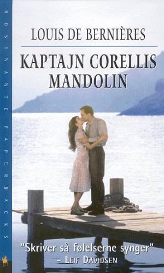 Louis De Bernières: Kaptajn Corellis mandolin : roman