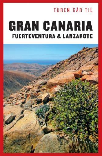 Ole Loumann: Turen går til Gran Canaria, Fuerteventura & Lanzarote