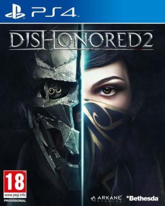 Arkane Studios: Dishonored 2 (Playstation 4)