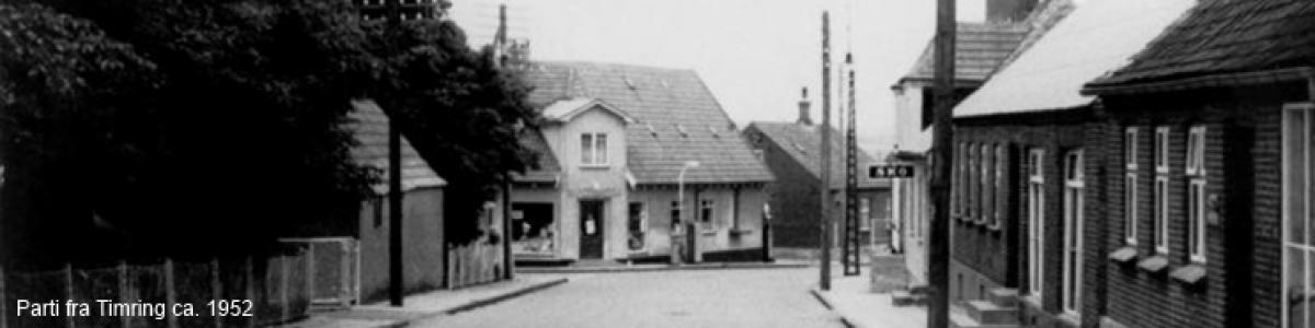 Timring ca. 1952