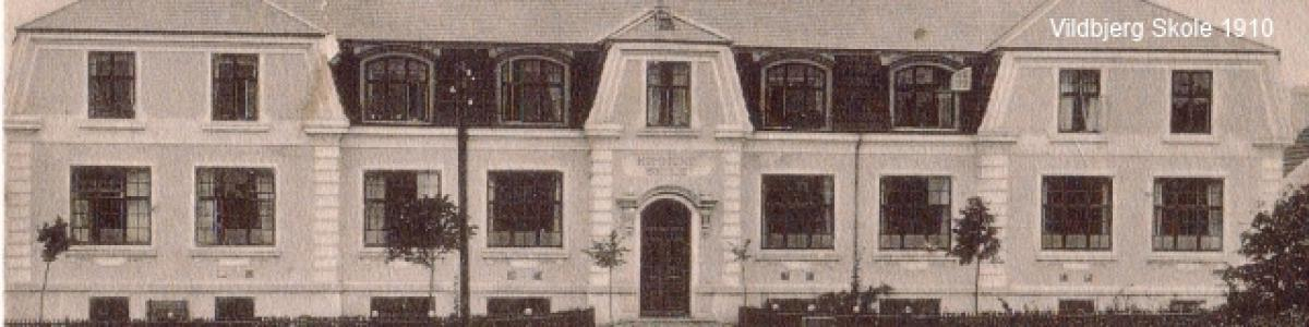 Vildbjerg Skole 1910